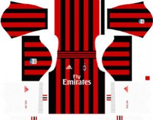 AC Milan Home Kit