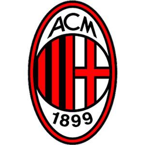 A.C. Milan Team Logo