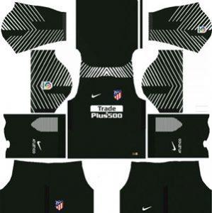 Atletico Madrid GK Home Kit