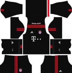 Bayern Munich GK Home Kit