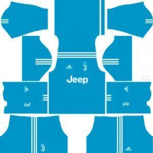 Juventus GK Home Kit