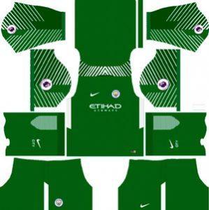 Manchester City GK Home Kit