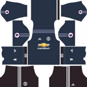 Manchester United GK Home Kit