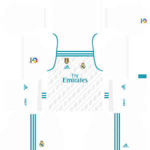 Real Madrid Kits and Logo URL Free Download - Dream League Soccer