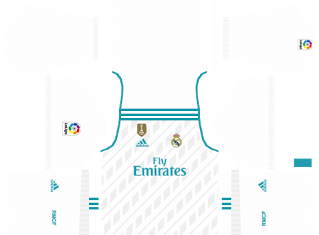 Real Madrid Home Kit