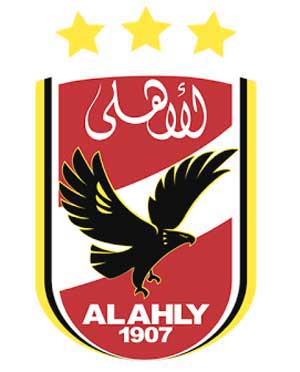 Al Ahly SC (Egypt) Logo 2017-2018