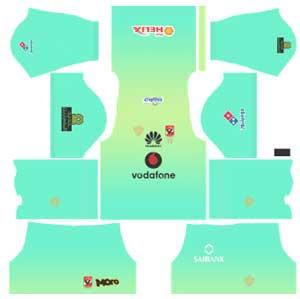 Al Ahly SC GK Away Kit