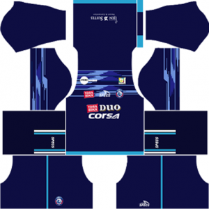 Arema FC Team Home Kit