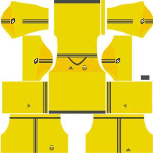 Argentina Goalkeeper GK Home Kit