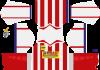Atletico de Kolkata Home Kit