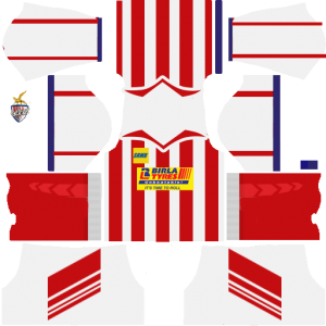 Atletico de Kolkata Home Kit