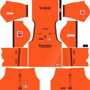 Bayer Leverkusen Goalkeeper (GK) Kit