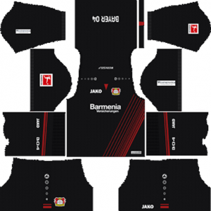 Bayer Leverkusen Home Kit