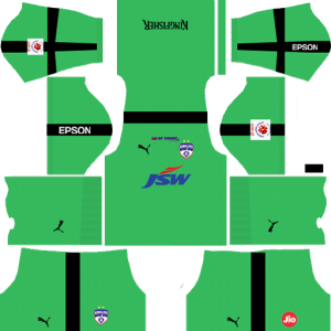 Bengaluru FC GK Away Kit