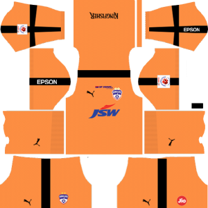 Bengaluru FC GK Home Kit