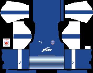 Bengaluru FC Home Kit