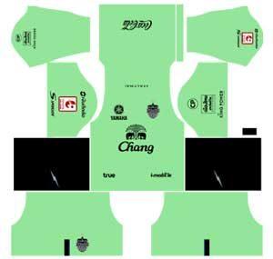 Buriram United GK Home Kit