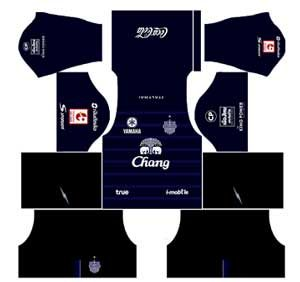Buriram United Home Kit