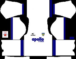 Chennaiyin FC Away Kit