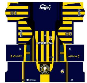 Fenerbahçe Team Home Kit