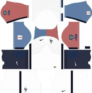 France Team Away Kit 2