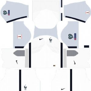 France Team Away Kit