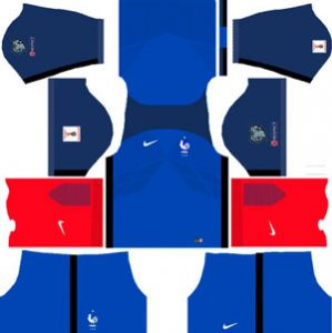 France Team Home Kit