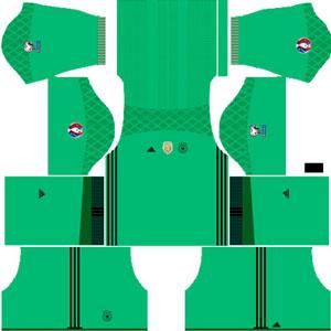 Germany Team Goalkeeper (GK) Away Kit