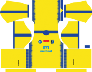 Kerala Blasters FC Kits Archives - Dream League Soccer Kits