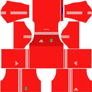 Mexico Goalkeeper (GK) Away Kit