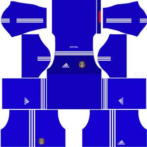 Mexico Goalkeeper (GK) Home Kit