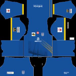 Mumbai City FC Home Kit