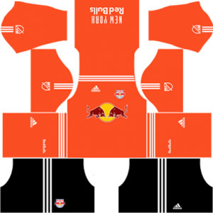 New York Red Bulls GoalKeeper (GK) Away Kit