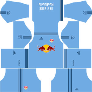 New York Red Bulls GoalKeeper (GK) Home Kit