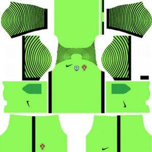 Portugal GK Home Kit
