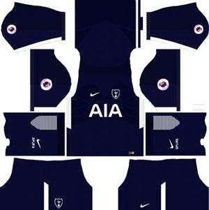 Tottenham Hotspur Team Away Kit