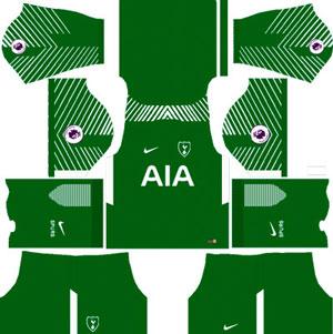 Tottenham Hotspur GK Away Kit