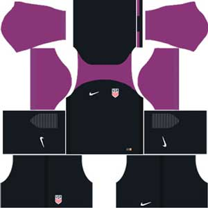 United State Goalkeeper (GK) Third Kit