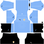 Uruguay Team Home Kit